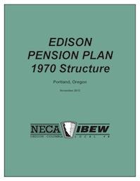 Edison Plan Summary unavailable online